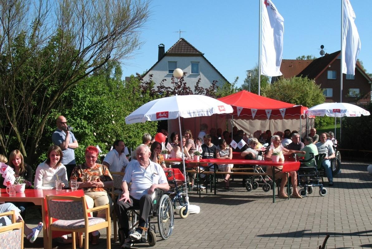 DRK Kreisverband Bitterfeld Altenpflegeheim Schlaitz