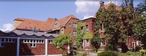 Marienheim der Anhaltischen Diakonissenanstalt Dessau