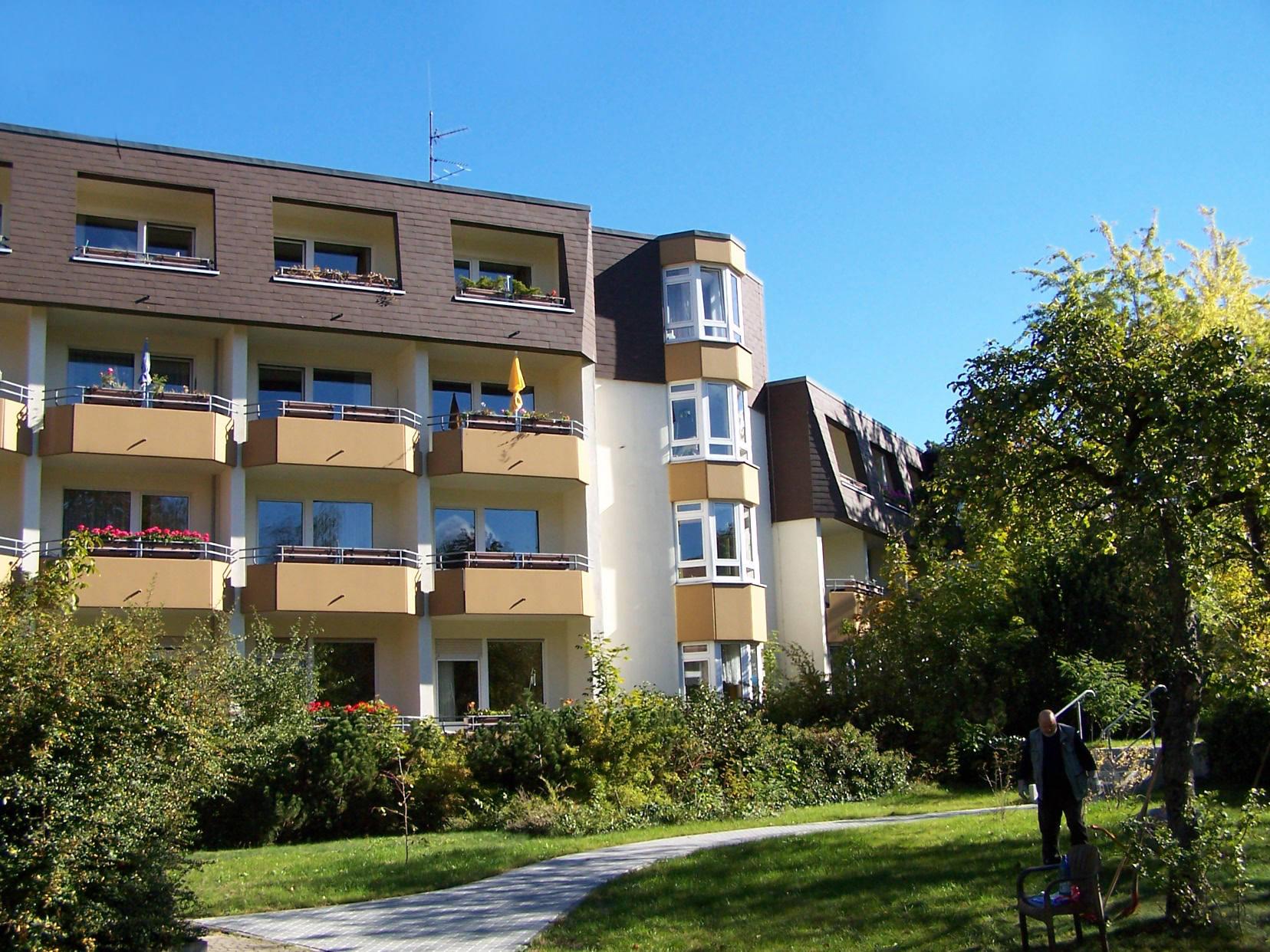 Caritas-Seniorenheim Franz-Jordan Stift