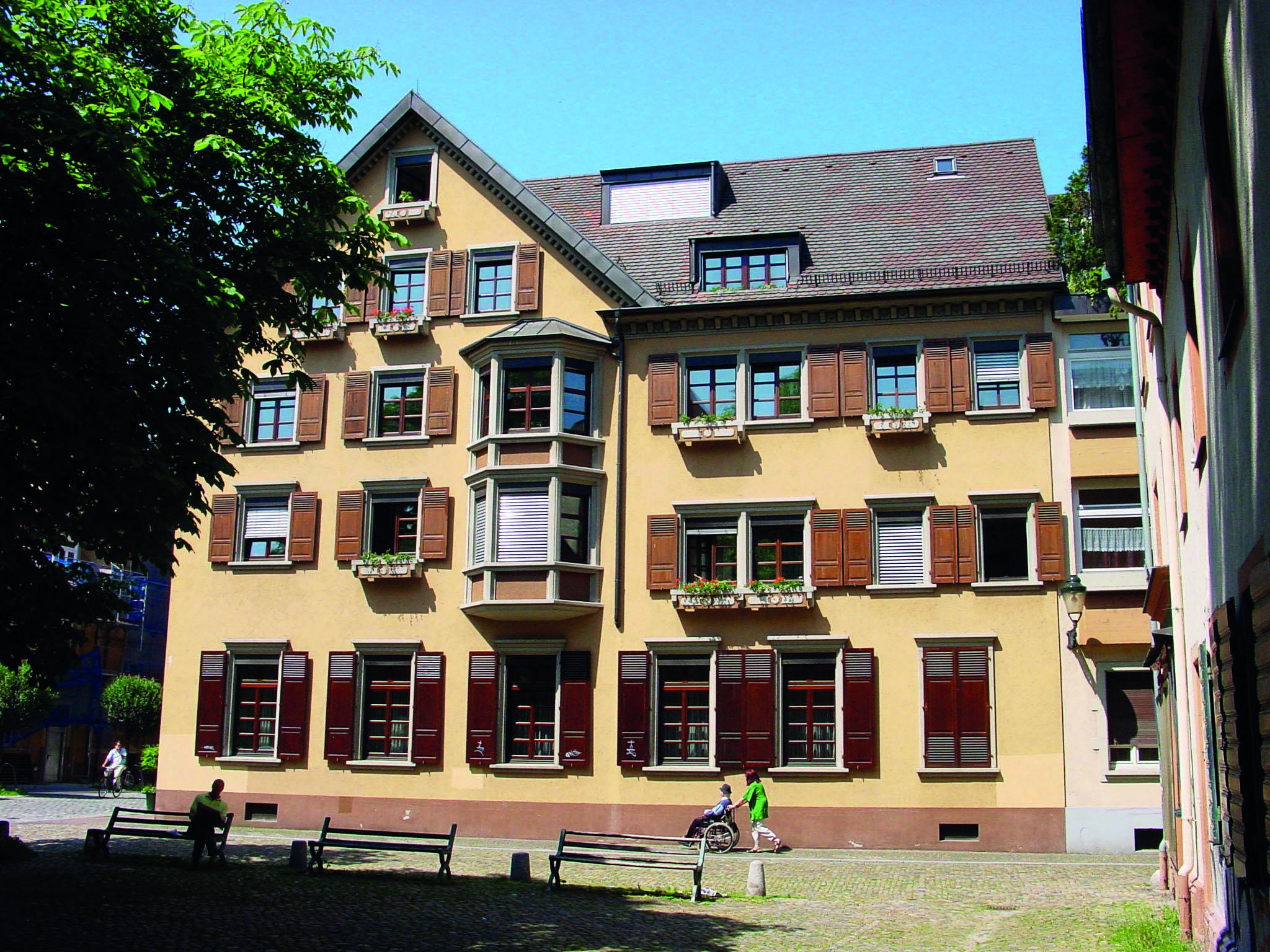 Seniorenpflegeheim Wicherhaus