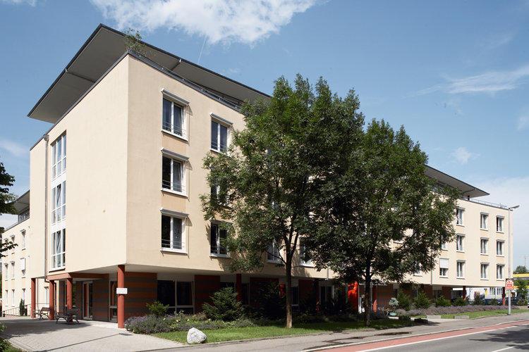 Kursana Domizil Nürtingen, Haus Christophorus