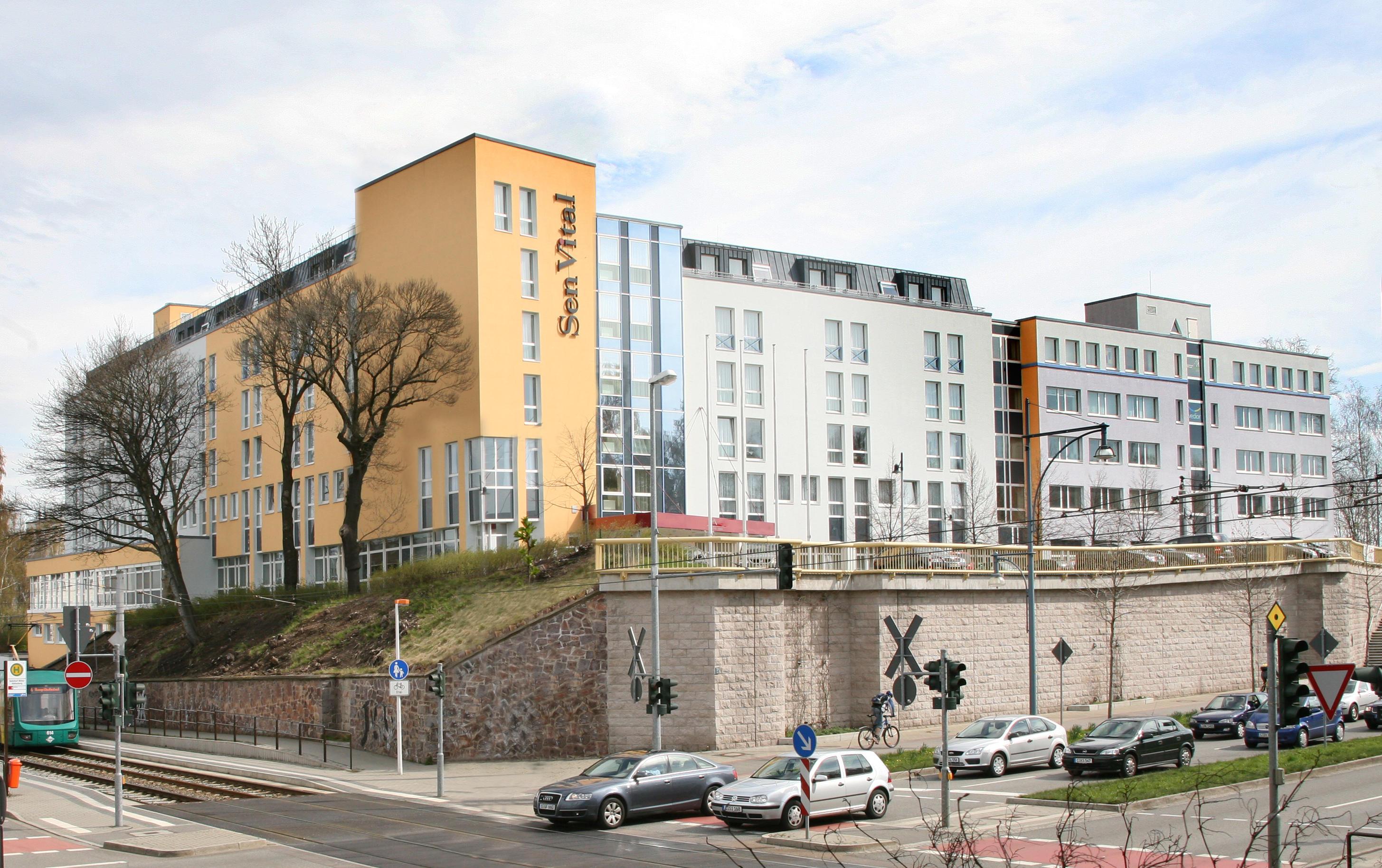 SenVital Senioren- und Pflegezentrum Chemnitz Niklasberg