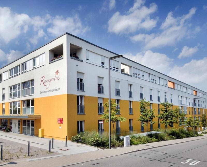BayernStift - Seniorenwohnzentrum Stift Rosengarten