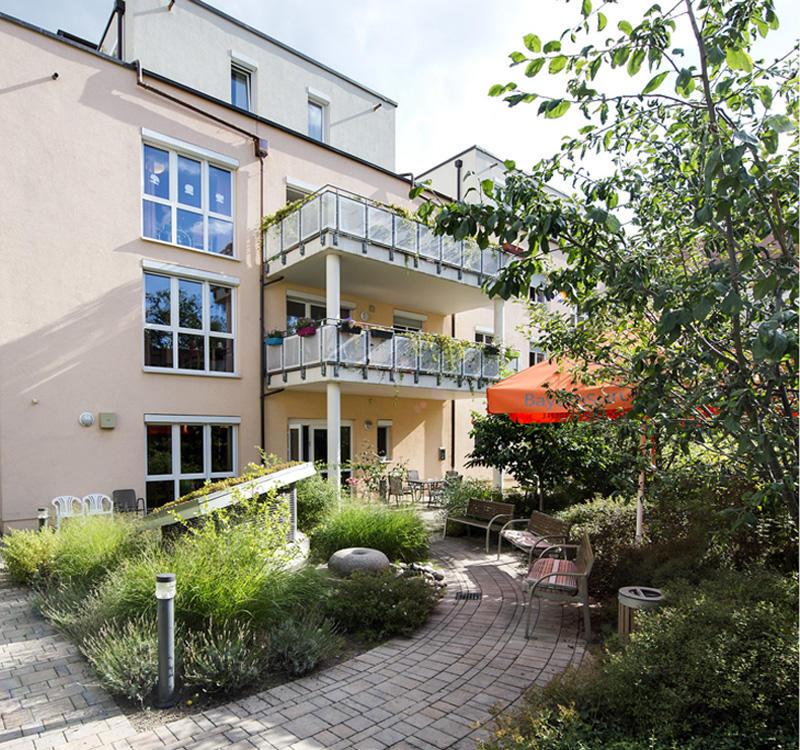 BayernStift - Pflegezentrum Stift am Ludwigstor