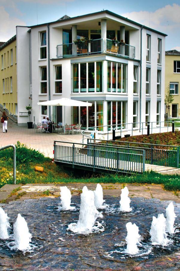 DRK Seniorenzentrum Queidersbach