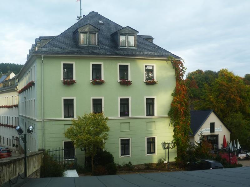 Schlossberg Seniorenpflegeheim