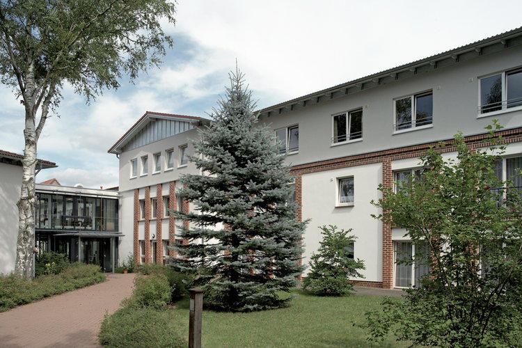 Kursana Domizil Rastow, Haus Achterfeld