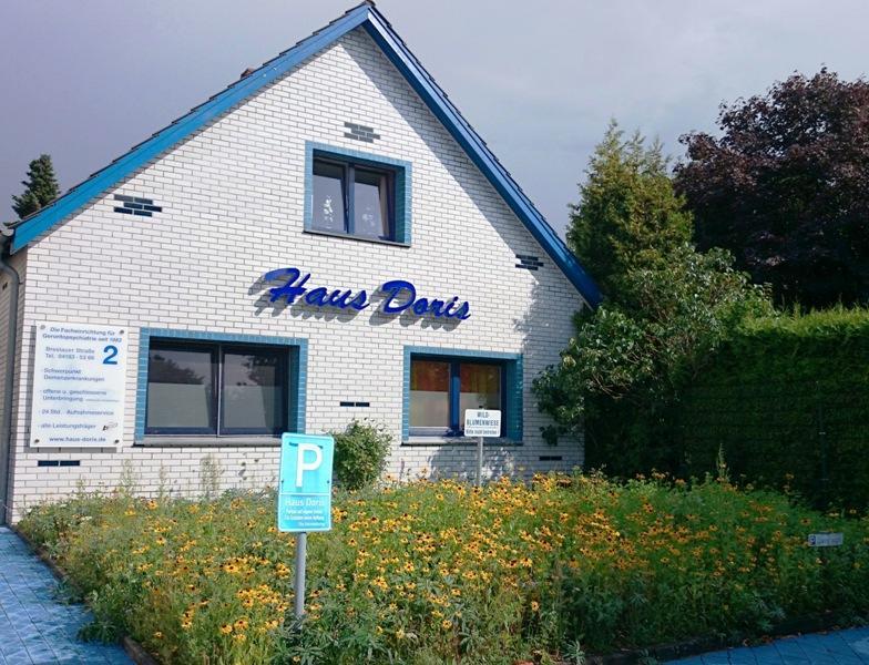 Pflegeheim Haus Doris - Facheinrichtung für Gerontopsychiatrie