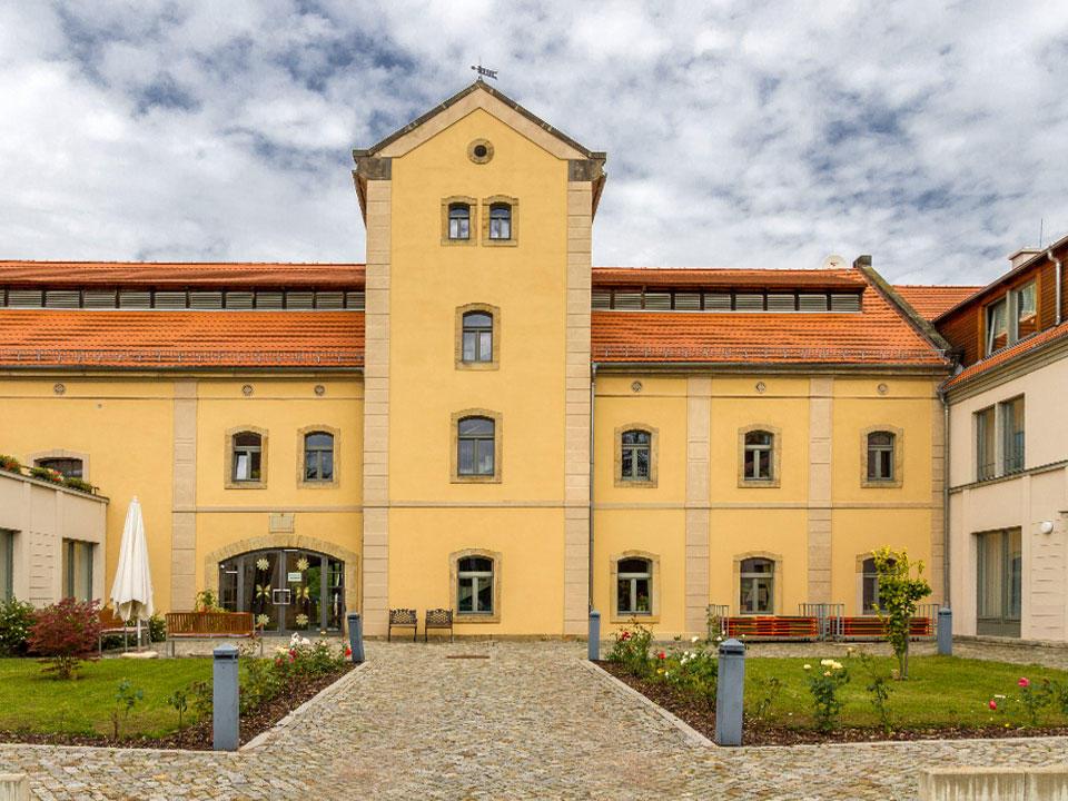 Altenpflegeheim in der Alten Mälzerei