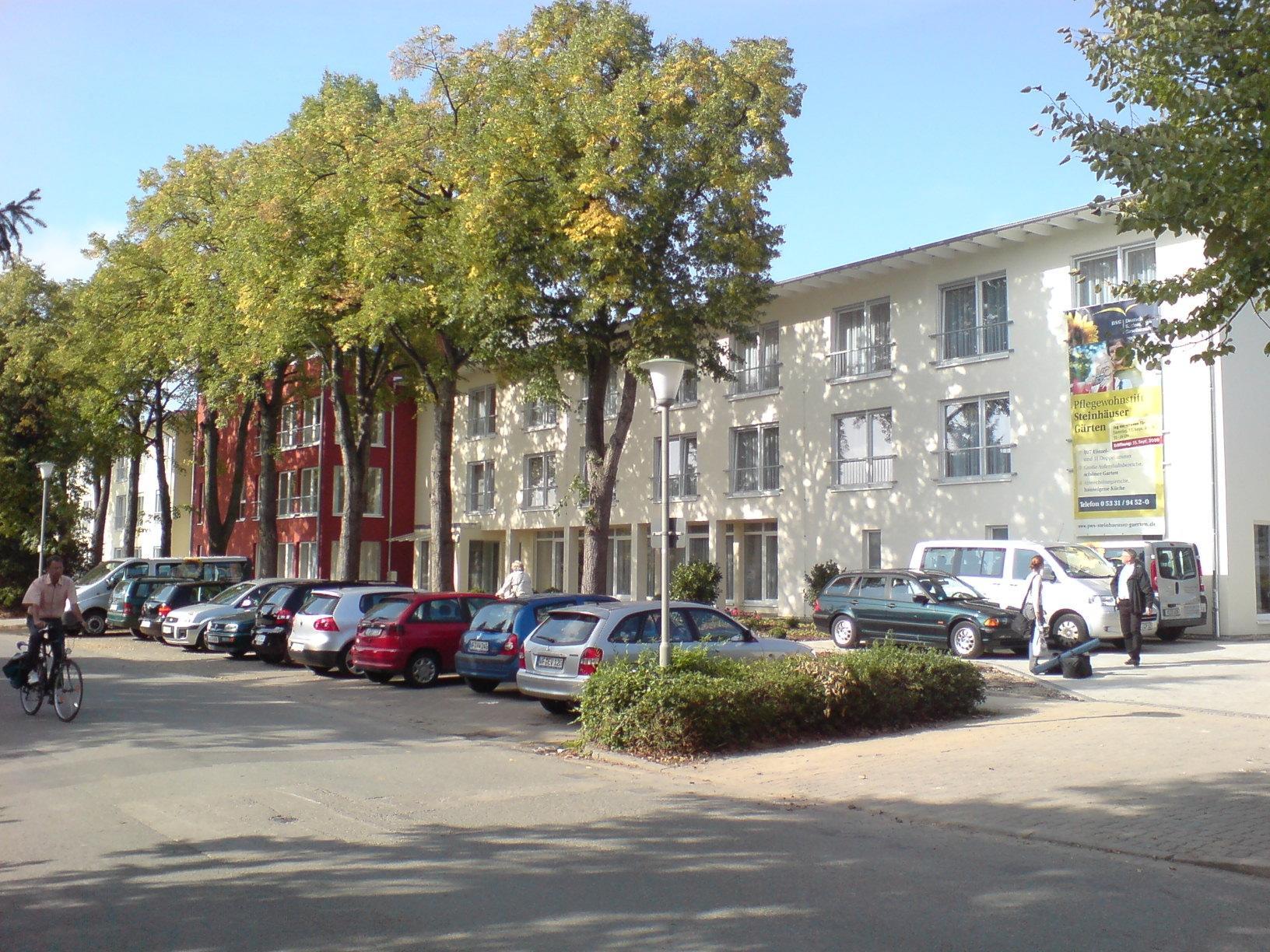 DSG Pflegewohnstift Steinhäuser Gärten