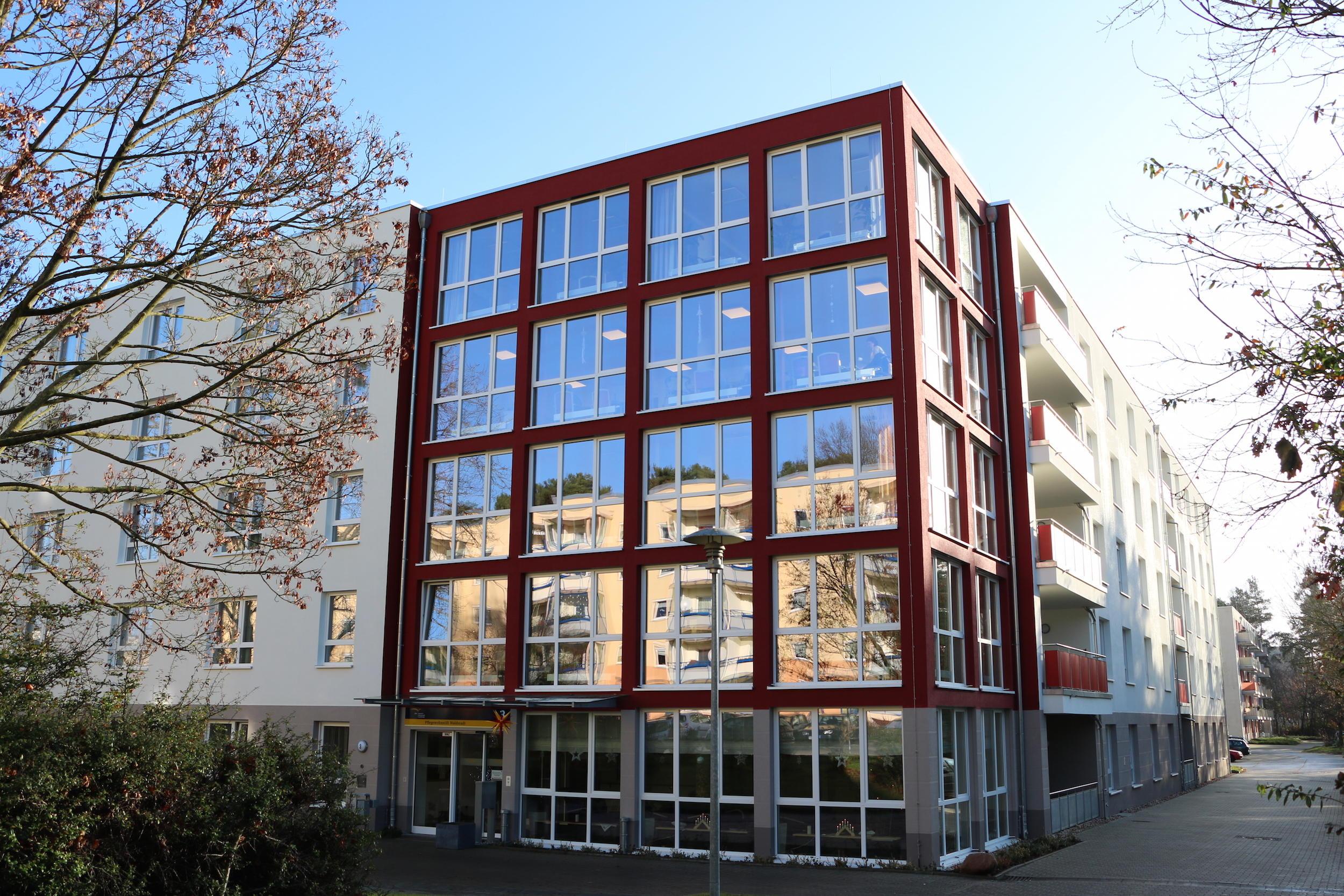 DSG Pflegewohnstift Waldstadt