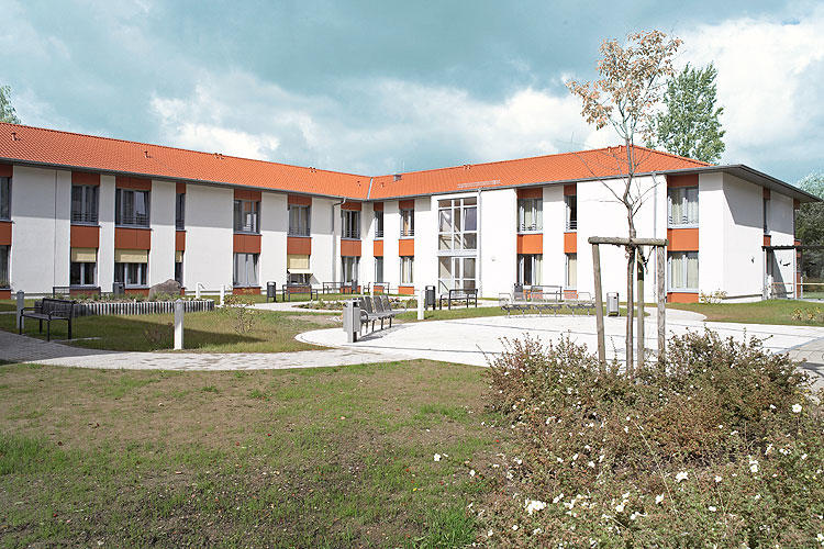 Kursana Domizil Greifswald, Haus Rubenow