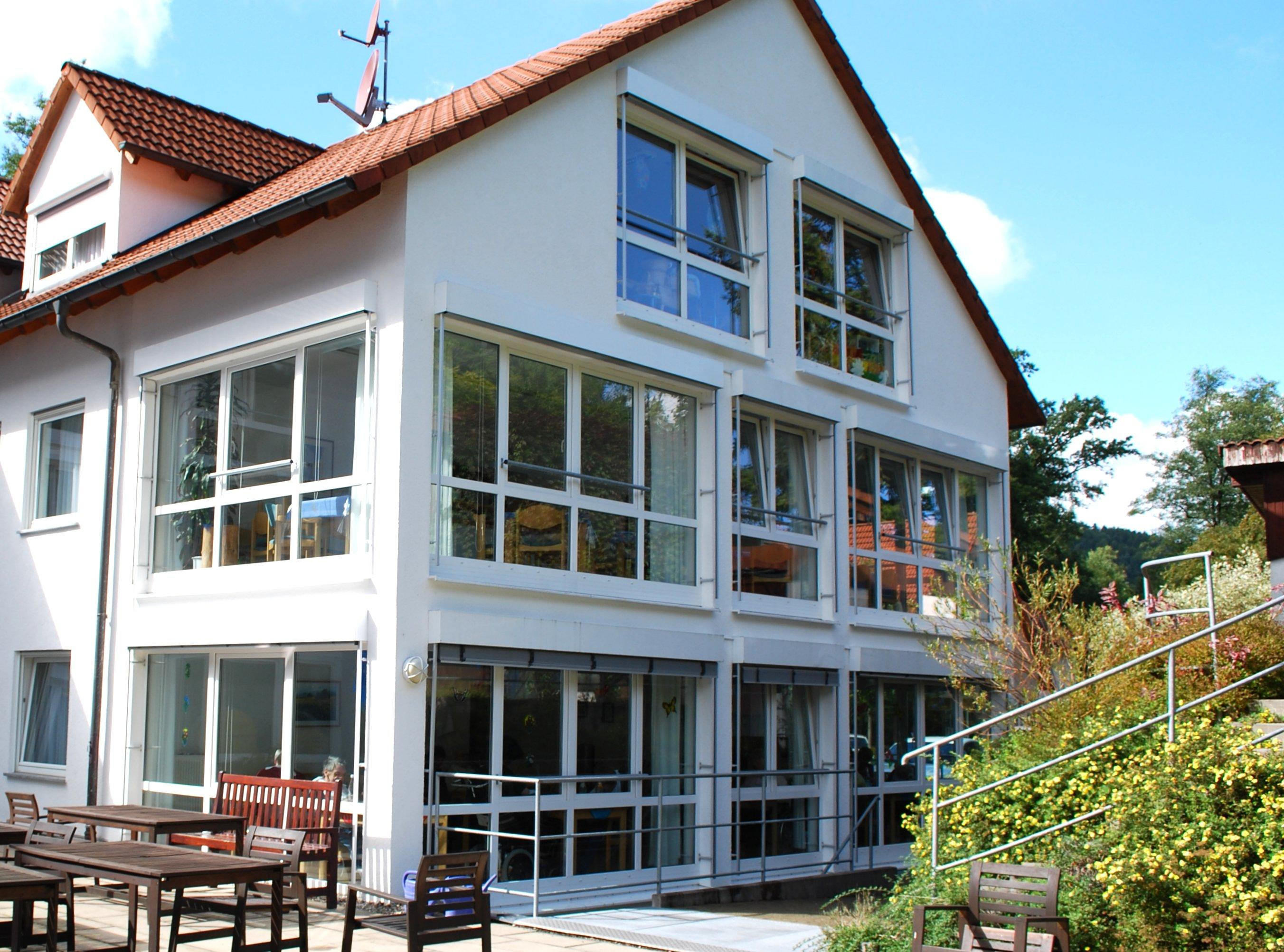Sanatorium Waldfrieden / Heim für chron.psych. Kranke