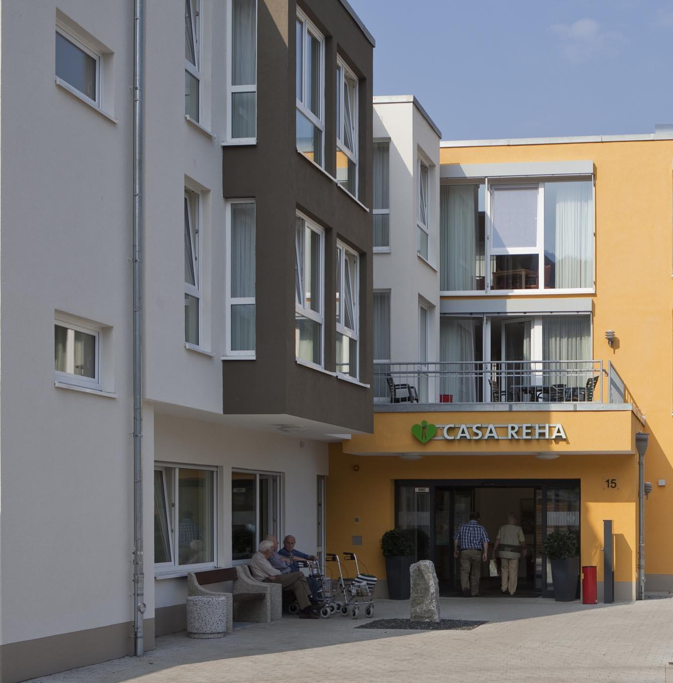 Haus Casa Reha Gilberghof