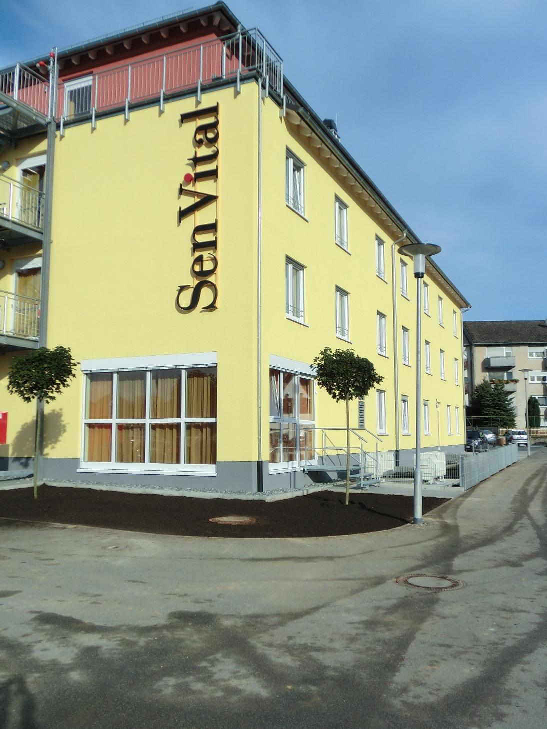 SenVital Senioren- und Pflegezentrum Mörlenbach am Bürgerhaus