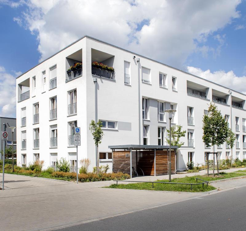 BayernStift -Seniorenwohnzentrum Röthelheimpark