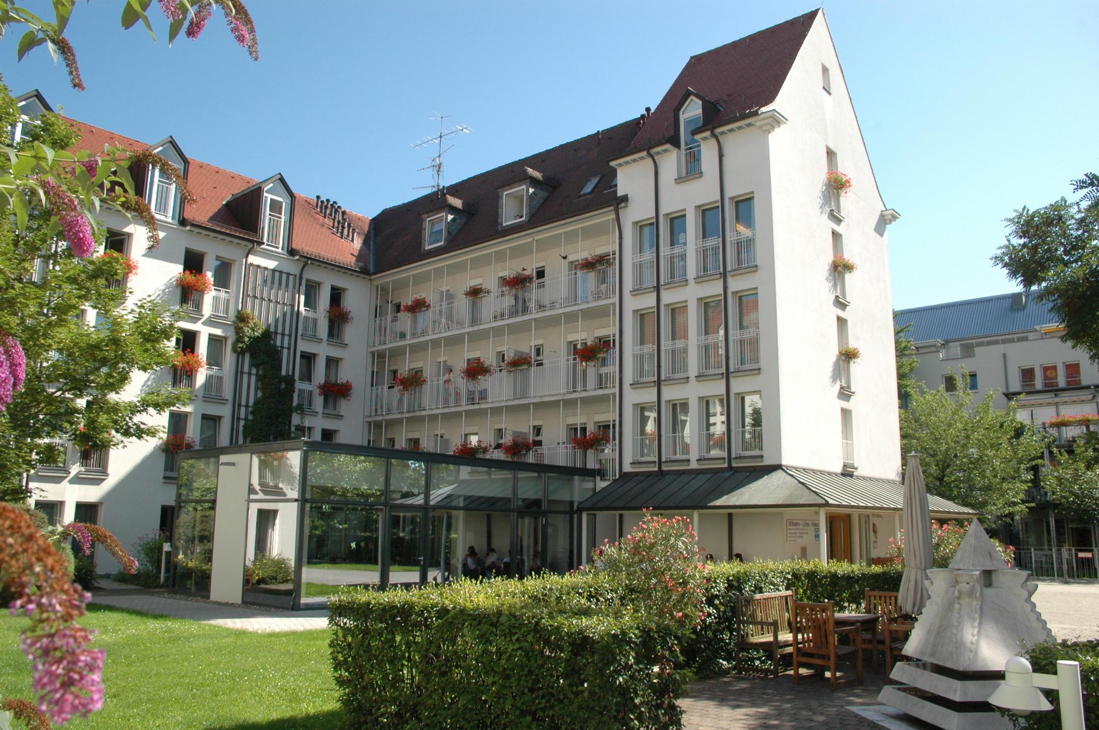 Diakonie Wilhelm-Löhe-Haus