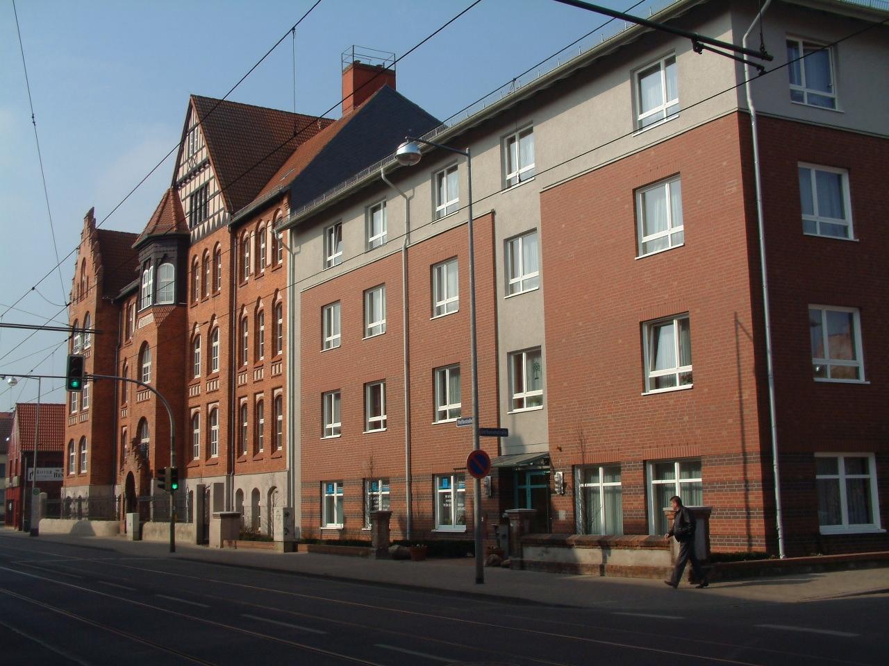 Pfeifferschen Stiftungen Haus Bethanien