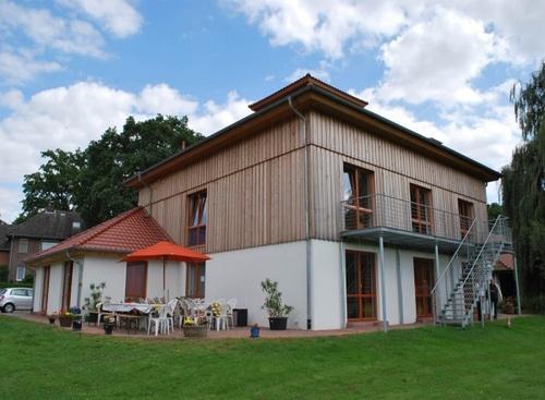 Altenpflegeheim für dementiell erkrankte Menschen in der Helmut-Zeibig-Stiftung