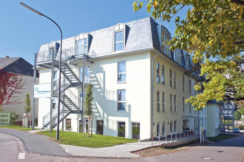 Haus Burgblick an der Saar