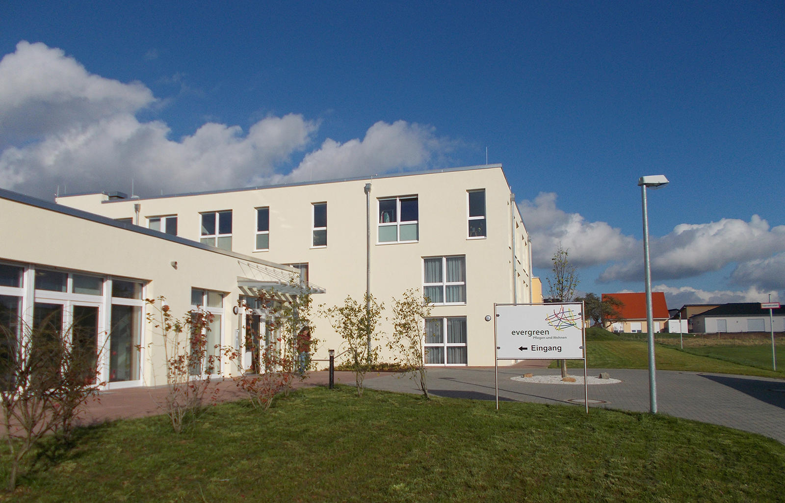 Zentrum für Betreuung und Pflege am Eifelsteig Landscheid
