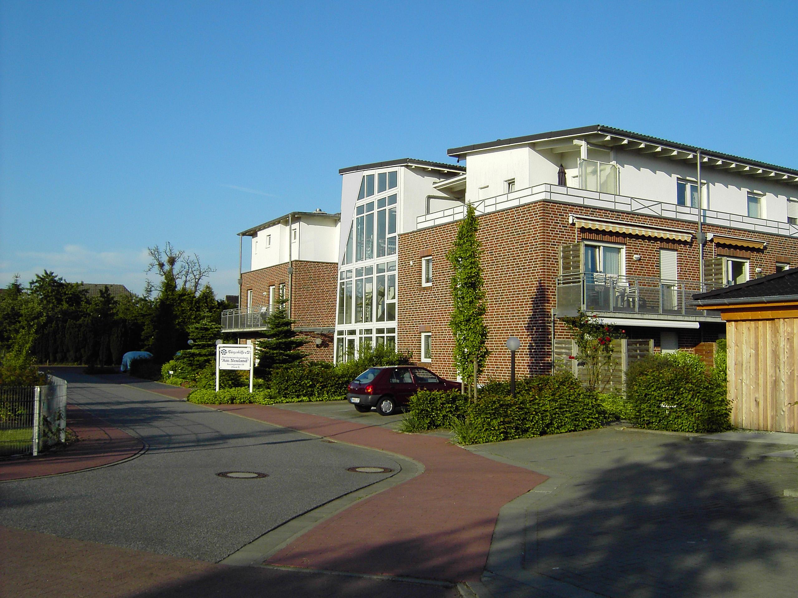 Seniorenwohnanlage Am Neuland  Haus II