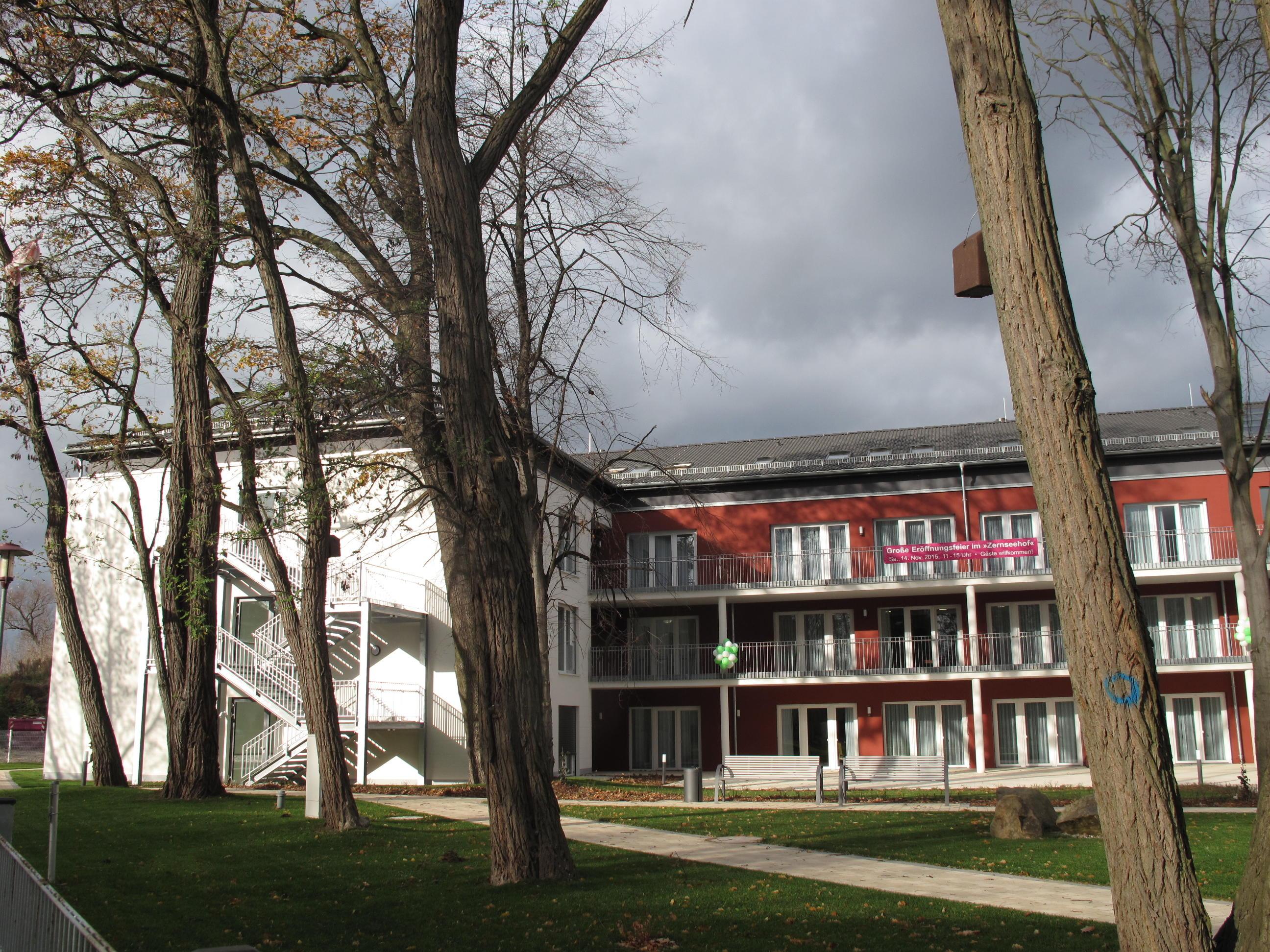 Haus Casa Reha am Zernsee