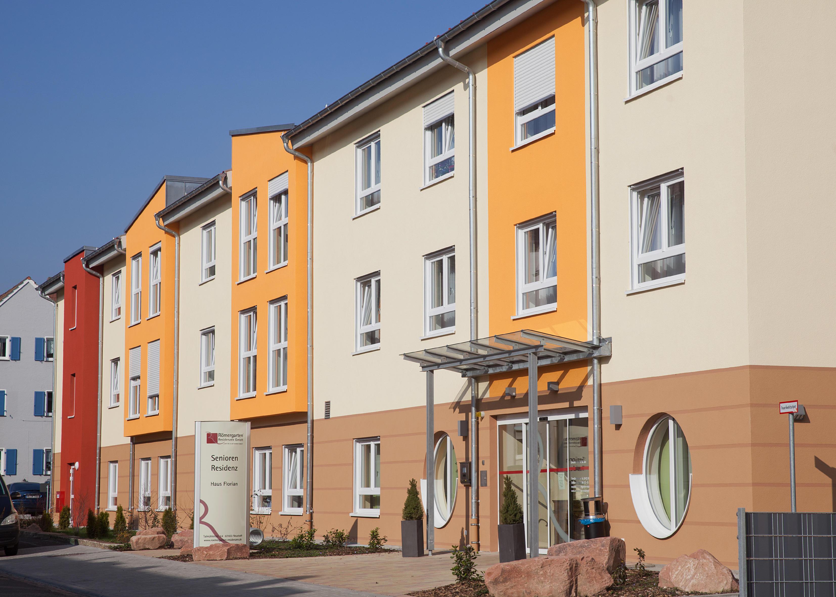 Römergarten Residenzen Haus Florian