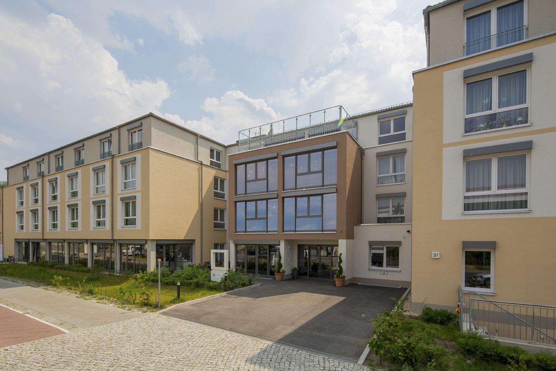 Seniorenresidenz Biesdorfer Höhe