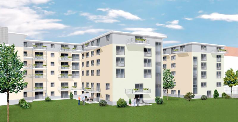Zentrum für Betreuung und Pflege Evergreen Neunkirchen