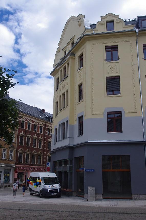 advita Haus Zwickauer Altstadt