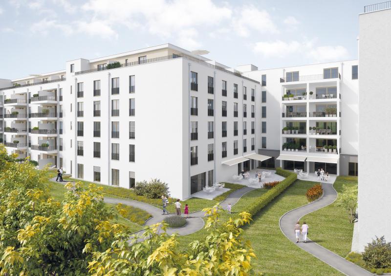 Zentrum für Betreuung und Pflege am Kavierlein Fürth